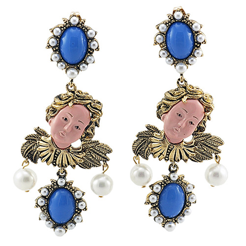 Angelico_Earring (2color) [23차 입고!]